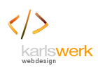 KARLSWERK Webdesign